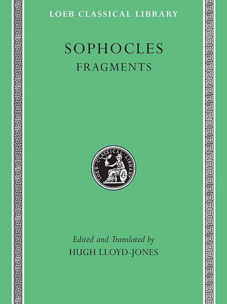 Sofokles: Fragmenty