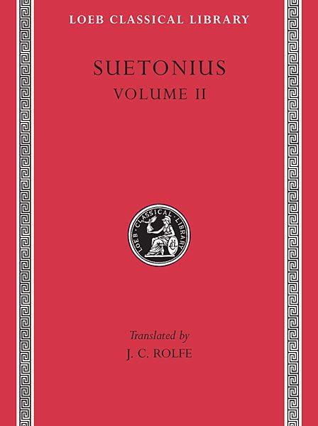 Swetoniusz: Żywoty Cezarów, Tom II