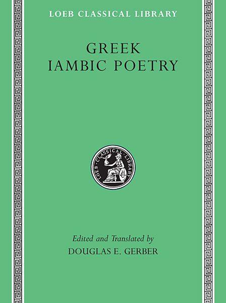 Archiloch, Semonides, Hipponaks: Grecka poezja jambiczna