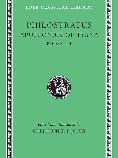 Filostrat: Aplloniusz z Tiany, Tom I