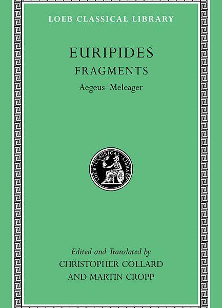 Eurypides: Fragmenty