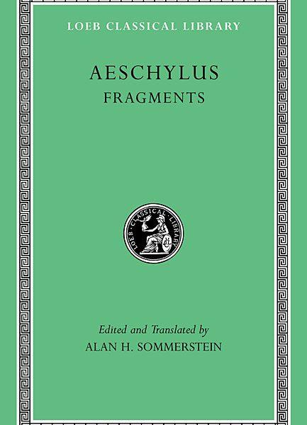 Ajschylos: Fragmenty