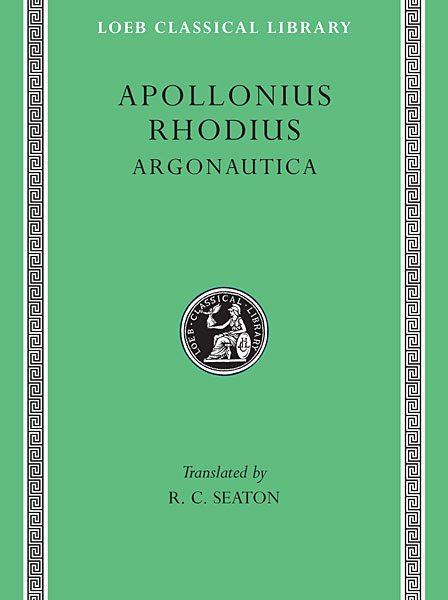 Apolloniusz z Rodos: Argonautica
