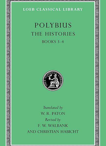 Polibiusz: Historie, Tom II