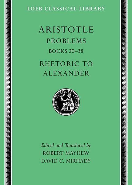 Arystoteles: Zagadnienia przyrodnicze, Tom II