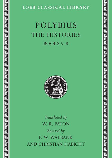 Polibiusz: Historie, Tom III