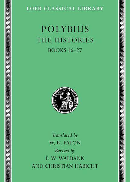 Polibiusz: Historie, Tom V