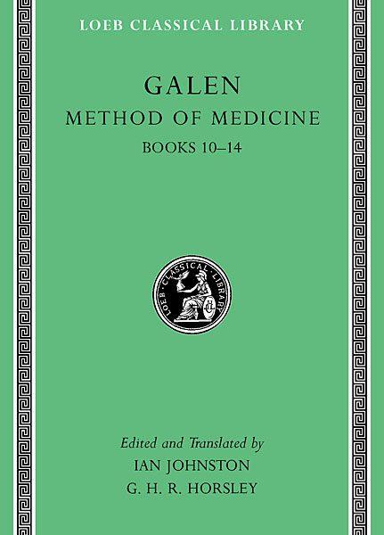 Galen: Method of Medicine, Tom III