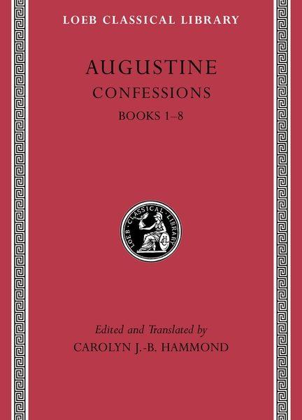 Augustyn: Wyznania, Tom I