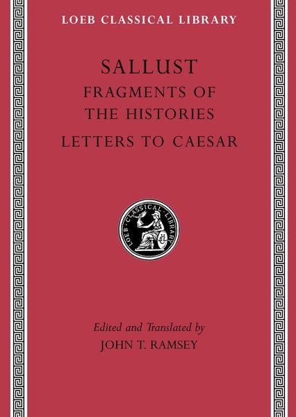Salustiusz: Dzieje. Listy do Cezara