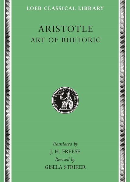 Arystoteles: Sztuka retoryczna