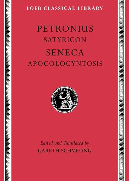 Petroniusz, Seneka: Satyricon. Udynienie boskiego Klaudiusza